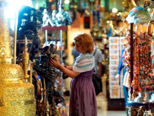 Visite du Vieux Dubai et des Souks