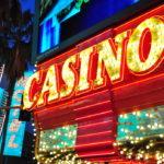 Néons des Casinos à Las Vegas