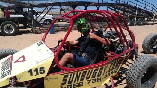 Courses en buggy dans le désert de Las Vegas