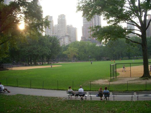 Visite de Central Park à New York