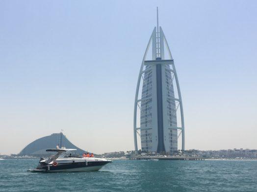 Croisière à Dubai