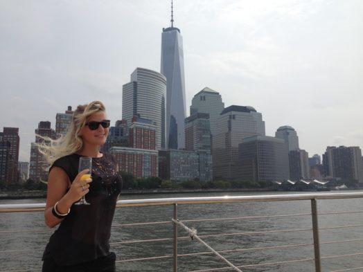 Croisière à New York