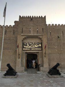 Visite du Dubai Museum