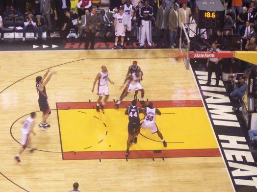 Que faire à Miami - Voir un match de NBA