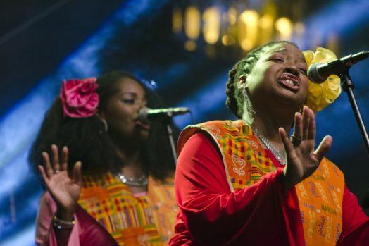 Voir une messe gospel à Harlem - New York