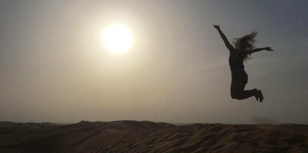 Safari dans le désert de Dubai