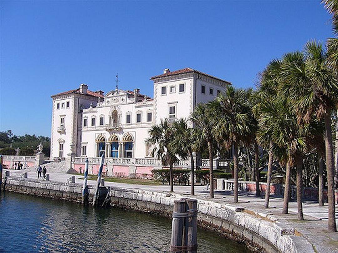 Visite Vizcaya Museum à Miami