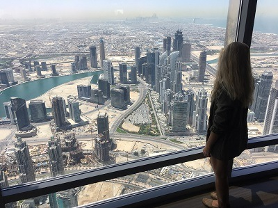 Visite du Burj Khalifa à Dubai - Top 10