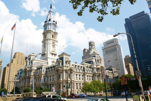 City Hall de Philadelphie