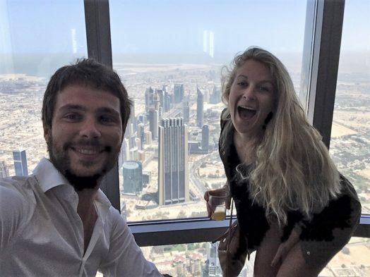 Visiter le Burj Khalifa à DUbai
