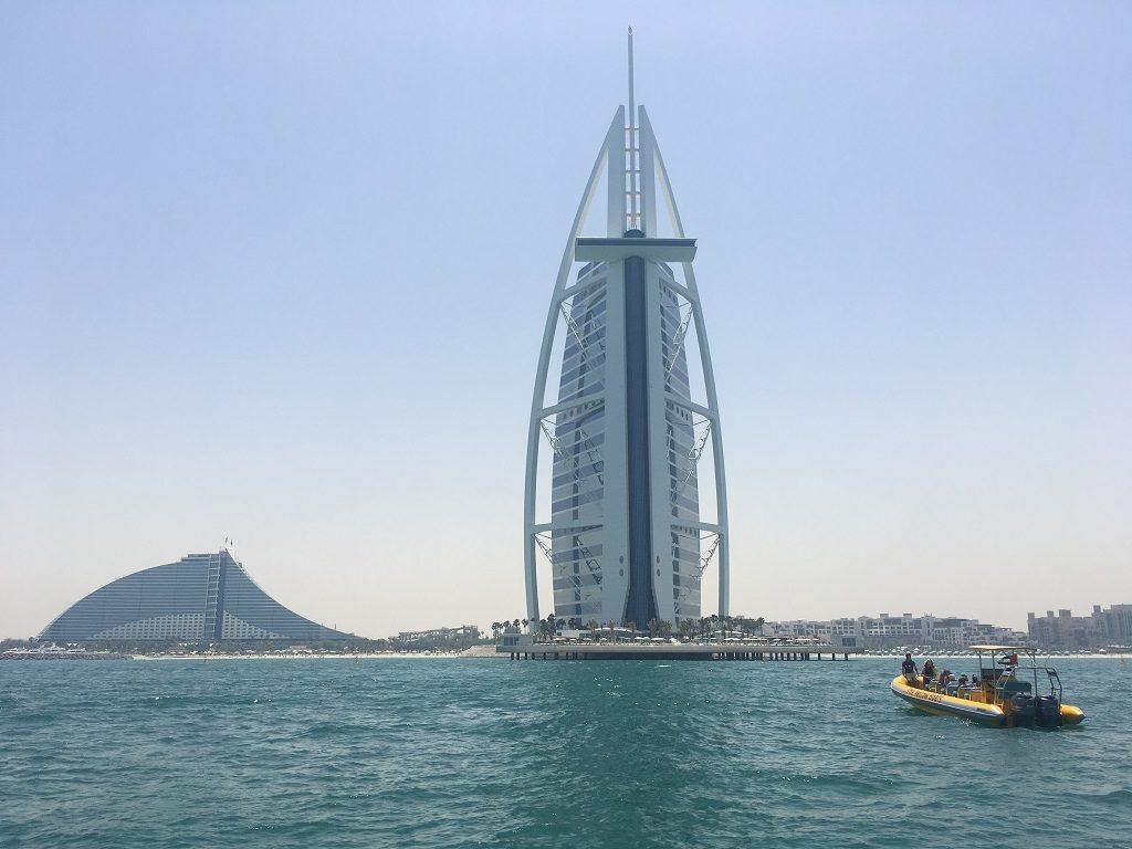 Croisière à Dubai - Burj al Arab