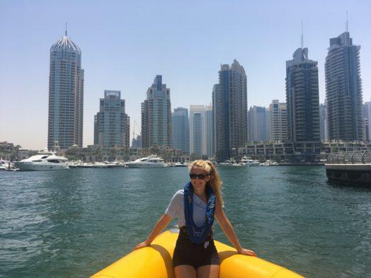 Croisière promenade à Dubai Marina