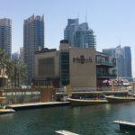Embarcadere Croisiere Dubai Marina