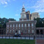Independence Hall, l'une des plus célèbres attractions de Philadephie