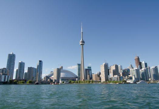 Visite CN Tower et vue sur la Skyline de Toronto