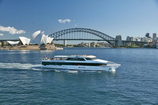 Faire une croisière à Sydney