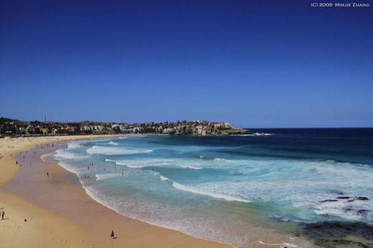 Visite de Bondi Beach à Sydney