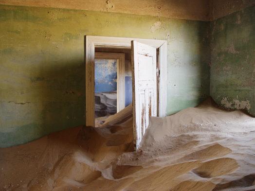 Visiter Kolmanskop - Safari Namibie - Crédit FlickR Damien du toit