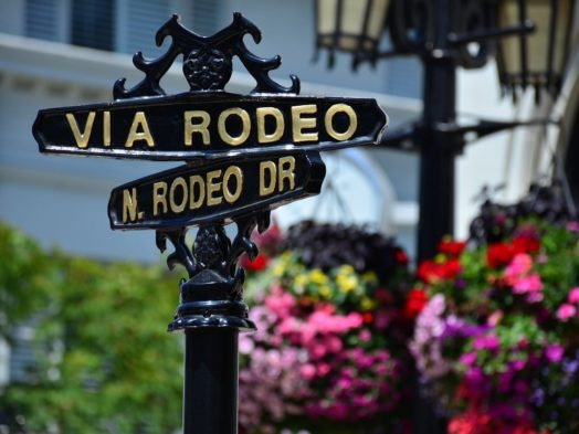 Visiter Rodeo Drive et Beverly Hills