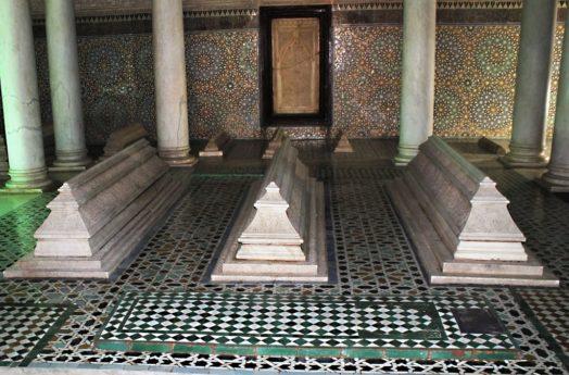 Visite des Tombeaux Saadiens à Marrakech