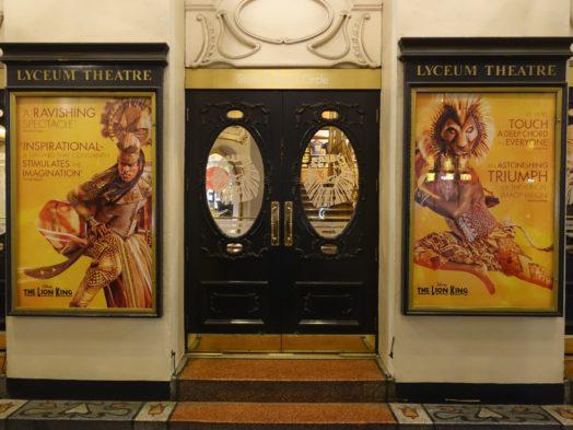 Comédie Musicale à Londres - Roi Lion_resultat