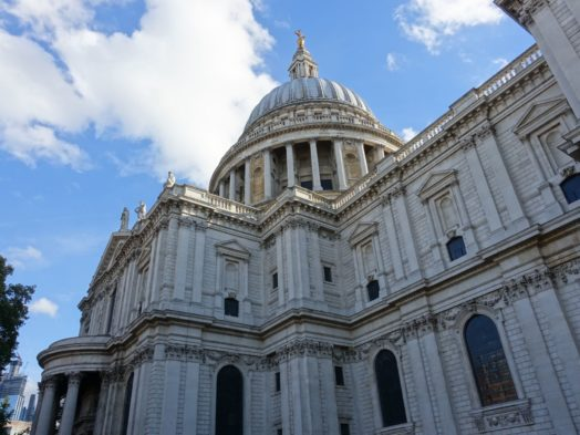 Visite Cathédrale St Paul - Londres