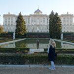 Top 10 Madrid - Balade dans les jardins du palais royal
