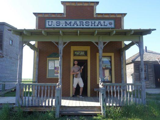 Bons Plans Dakota du Sud - Visite 1880 Town