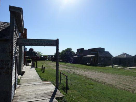 Itinéraire Dakota du Sud - 1880 Town