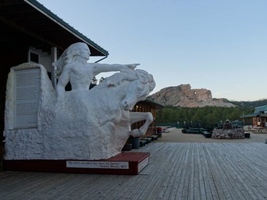 Road Trip Dakota du Sud - Crazy Horse Memorial