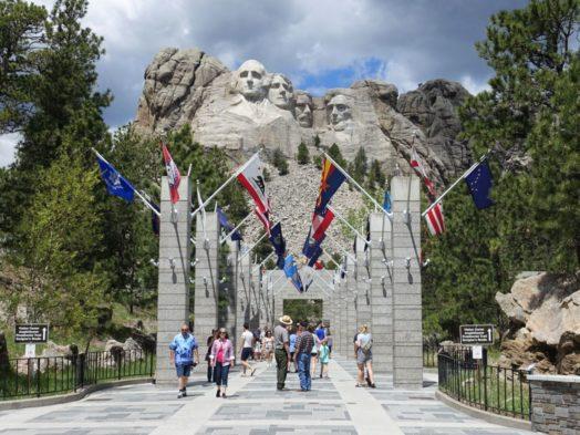Visite Mont Rushmore - Dakota du Sud (1)