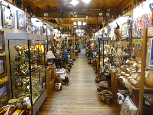 Visite Wall Drugstore - Dakota du Sud