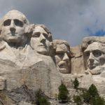 Visite du Mont Rushmore - Dakota du Sud
