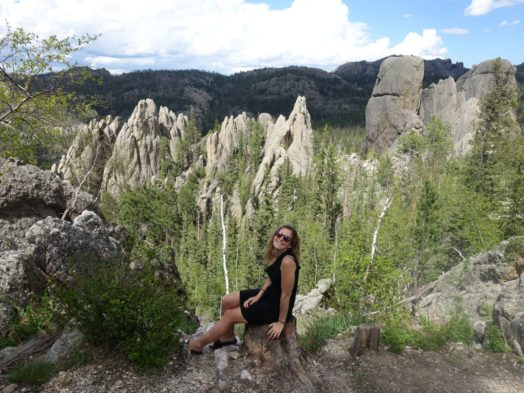 Visiter Dakota du Sud - Needles Highway