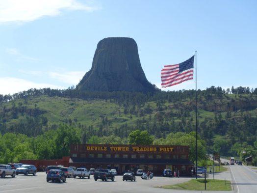 Visiter Dakota du Sud en 5 jours - Devils Tower