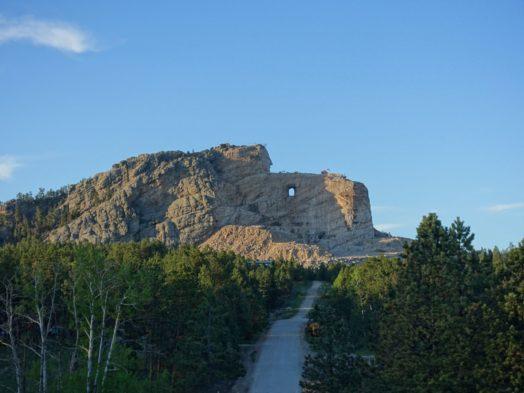 Voyage Dakota du Sud - Crazy Horse