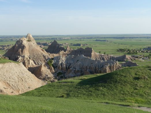 Voyage Dakota du Sud - Visite Badlands