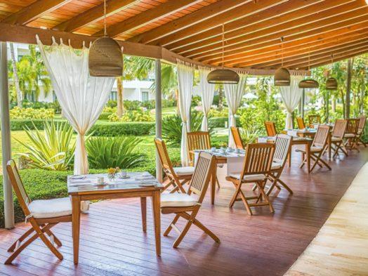 Terarsse hôtel Sublime Samana