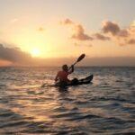 Activité kayak autour de notre logement à Raiatea
